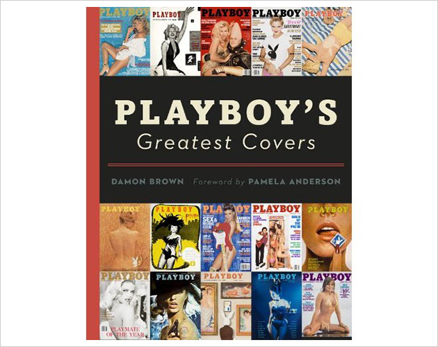 """Playboy's Greatest Covers"" Book - Work Safe"