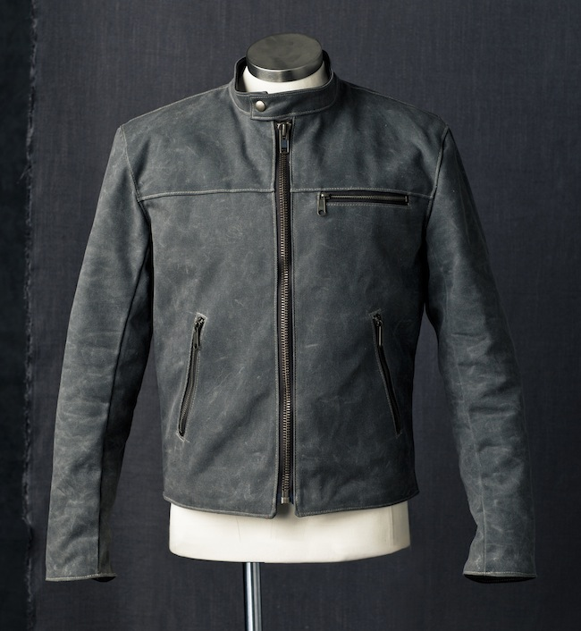 Queen City Dry Goods Racer Jacket