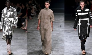 Rick Owens Spring 2013 Collection – With Hooves