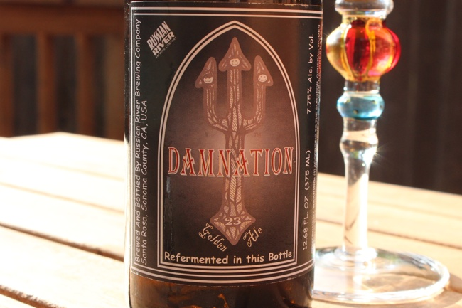 Damnation Golden Ale