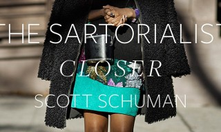 """The Sartorialist: Closer"" – Scott Schuman's Second Photo Book"