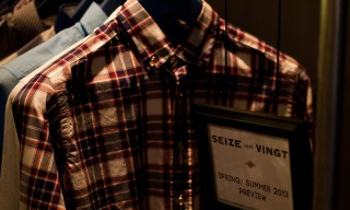 Seize sur Vingt Spring Summer 2013 Preview Event