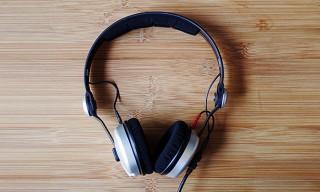 Sennheiser Amperior Headphones – Milled Aluminum Cups