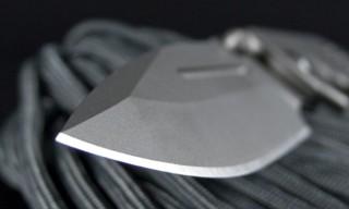 Triple Aught Design Dauntless MK1 Titanium Knife
