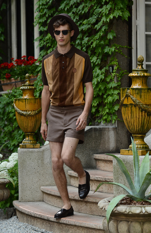 Trussardi Men's Collection - Spring Summer 2013