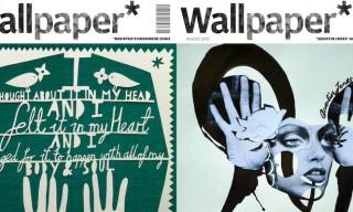Wallpaper* Handmade Issue – Bespoke Covers