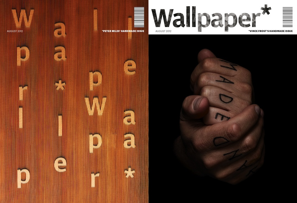 Wallpaper Handmade Issue