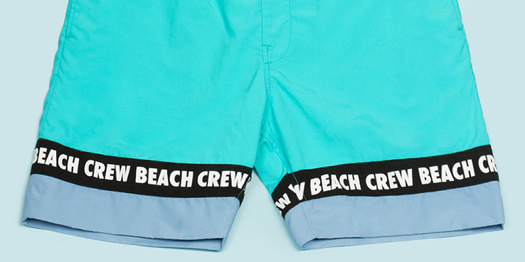 Warriors x Radness for Opening Ceremony - Beach Crew 2012