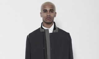 William Richard Green Spring Summer 2013 – Structurally Sporty