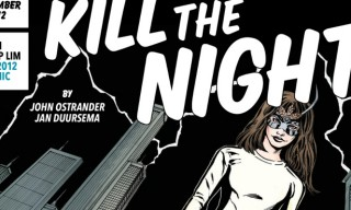 3.1 Phillip Lim 'Kill the Night' Comic Book – Fall 2012