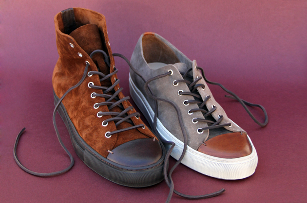 Buttero Fall Winter 2012 Suede