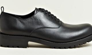 Comme Des Garcons Homme Plus – Cowhide Vibram Sole Shoes