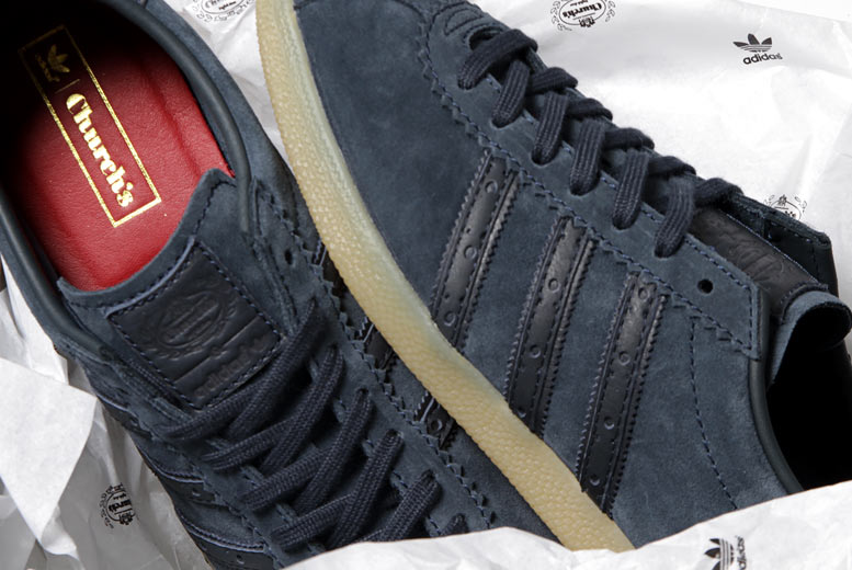 Church's adidas London Shoe