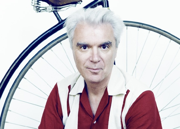David Byrne Office