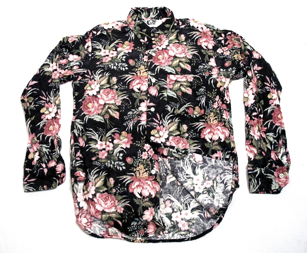 Engineered Garments Floral Shirt