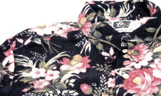 Engineered Garments – Fall Winter 2012 – Floral Tab Collar Shirt