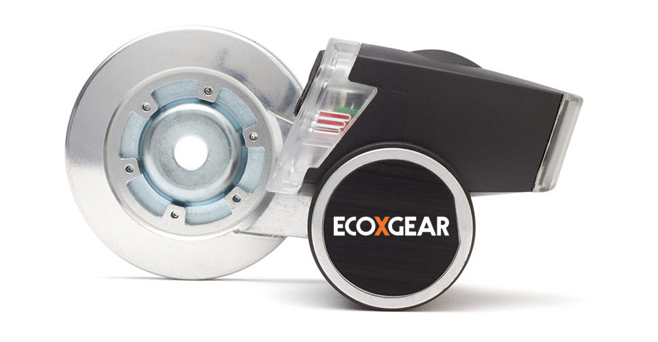 EcoxPower Light and charger