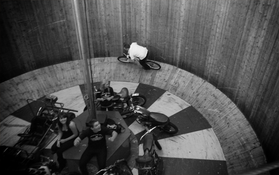 Ken Fox Wall of Death