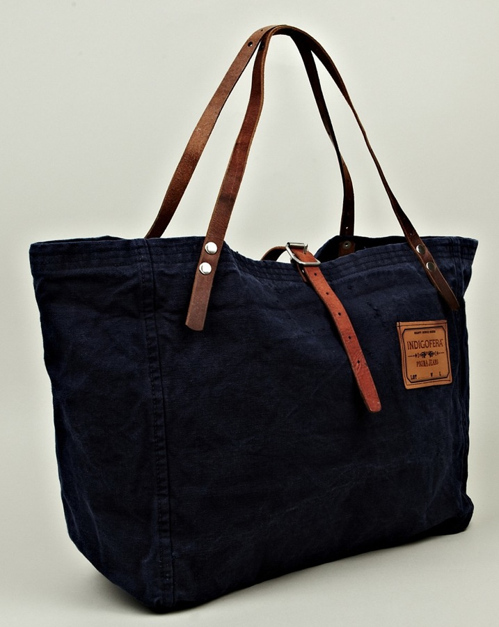 Indigofera Rooktown Bag