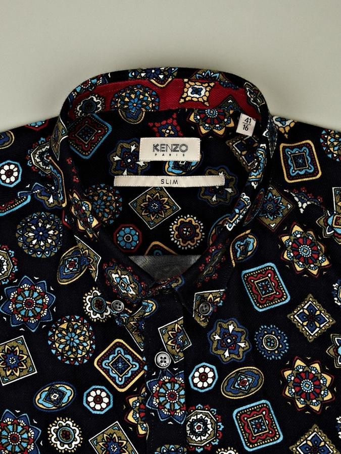 Kenzo-Medallion-Shirt