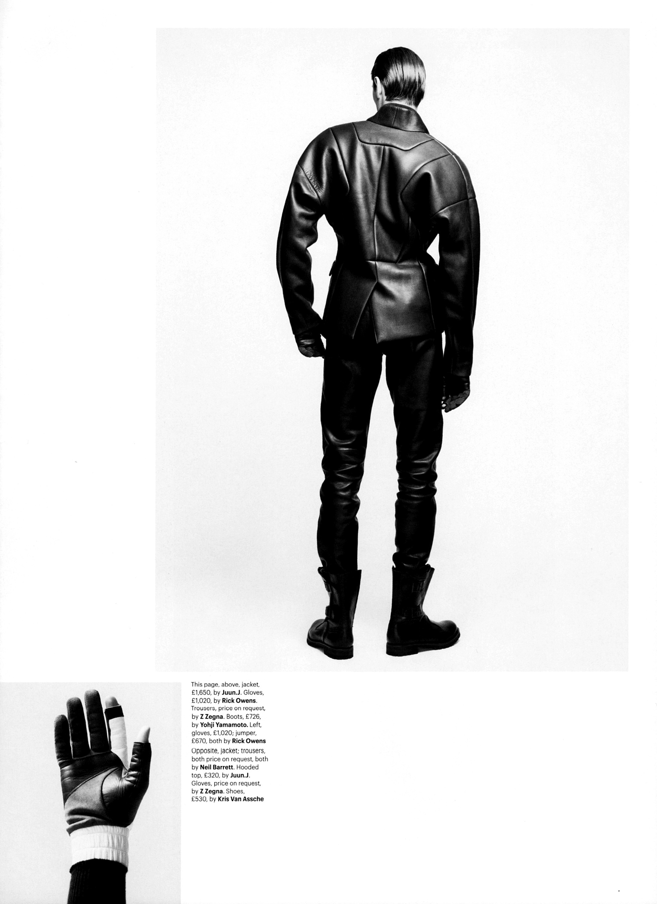 Wallpaper Leather Editorial
