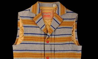 Levi's Made & Crafted Type II Blanket Vest
