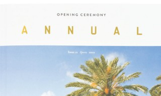 Opening Ceremony Magazine #1 – A Look Inside