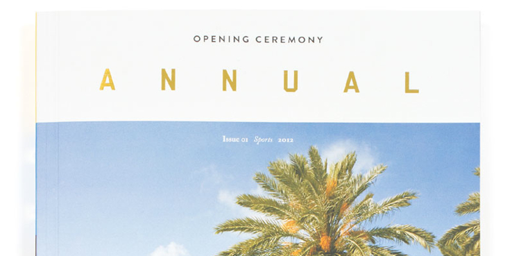 Opening Ceremony Annual 1