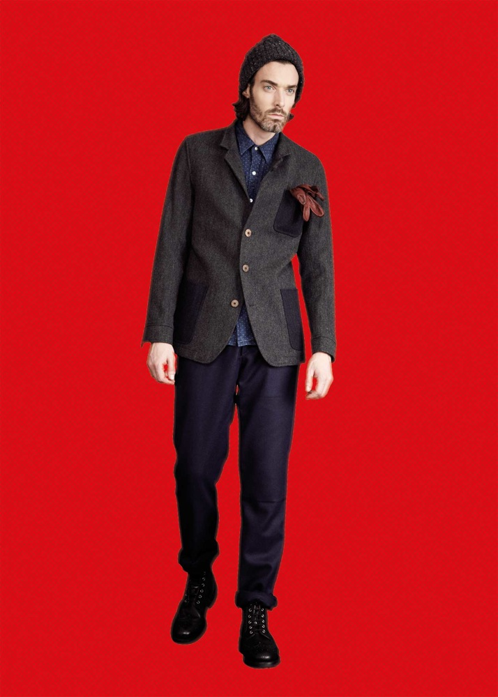 Oliver Spencer Fall Winter 2012