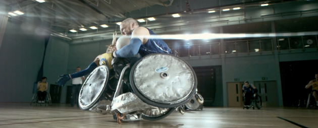 London 2012 Paralympics   Sport doesnt care who you are Campaign