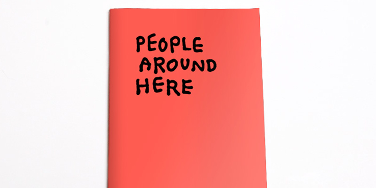 People around here - Jason Polan