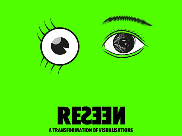 RESEEN: A Transformation of Visualisations Exhibition   Berlin