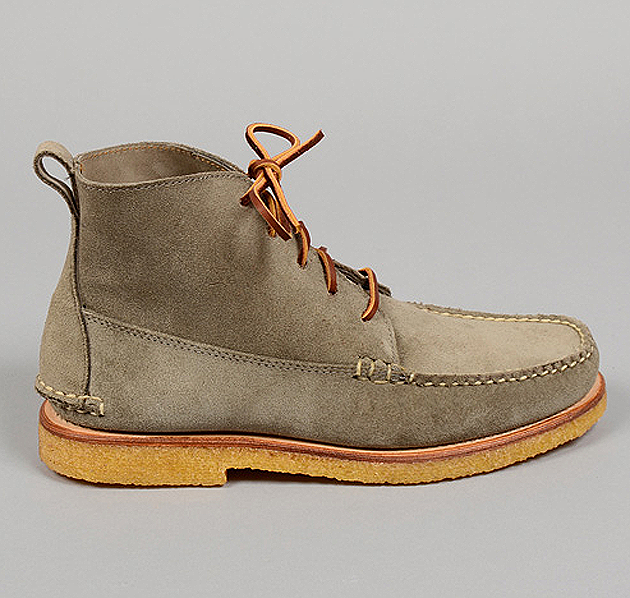 Rancourt Hickorees Grey boot
