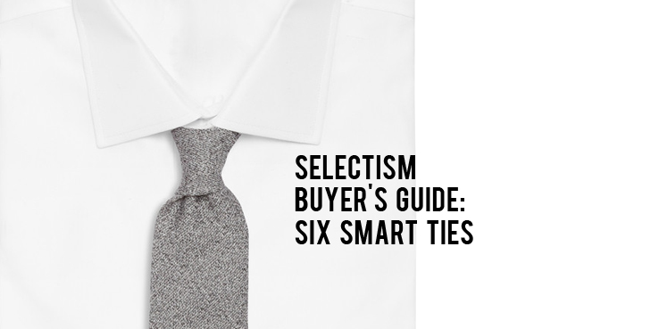 Buyer's-Guide Ties