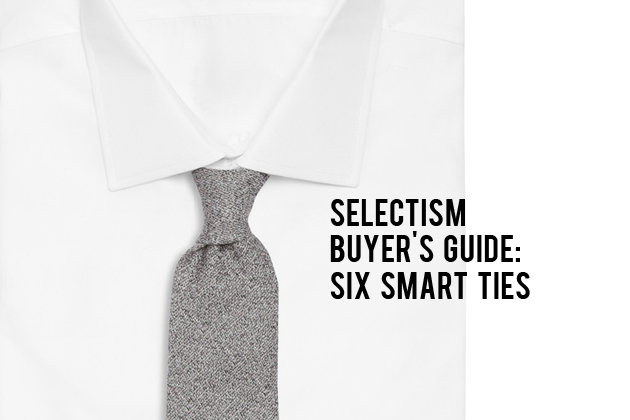 Buyer's Guide - Ties