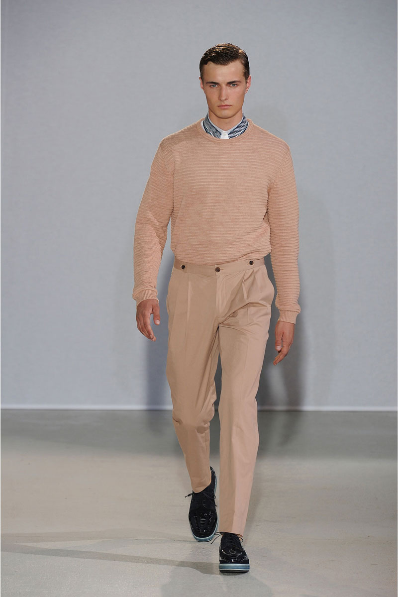 Wooyoungmi Spring Summer 2013