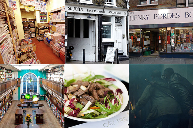 London Guides | Jason Dike's Alternative London
