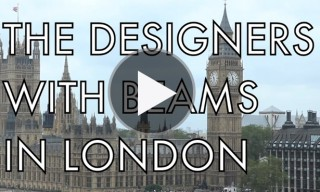 Interview – Beams International Gallery – 4 London Labels