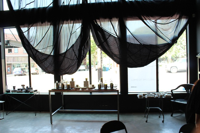 Blackbird Store Visit
