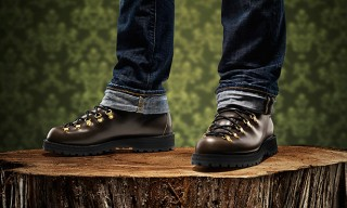 Danner 80th Anniv. + Stumptown Boots for Fall Winter 2012