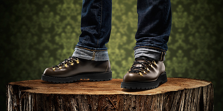 Danner 80th Anniversary Stumptown Boots Fall 2012
