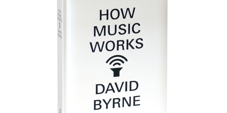 David Byrne Book
