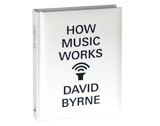 David Byrne Book