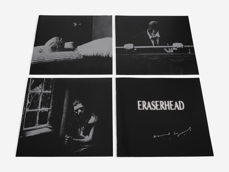 Eraserhead Soundtrack - Deluxe Vinyl LP Reissue