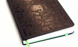 Evernote Moleskine Notebooks
