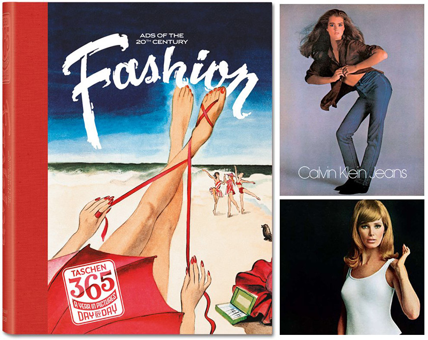 """""""Fashion Ads of the 20th Century"""" Book - A Look Inside"""