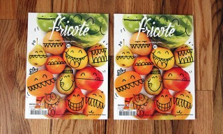 Fricote Issue #7 – French Urban Food and Cuisine Magazine