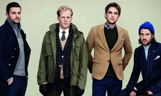 GANT Rugger Fall Winter 2012 – Food Campaign