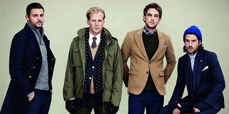 GANT Rugger Fall Winter 2012 - Food Campaign