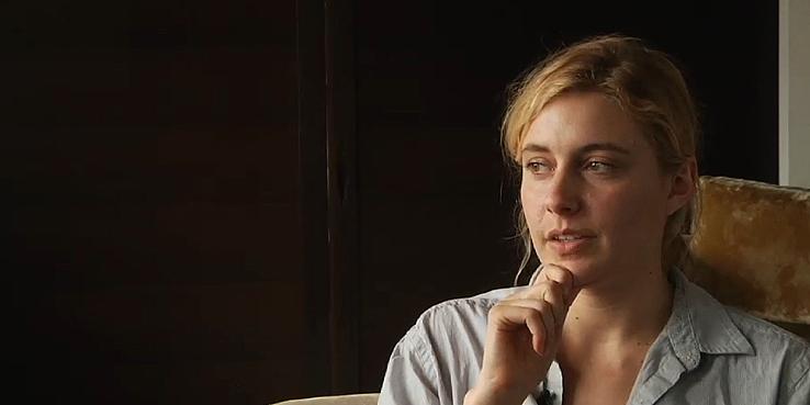 Greta Gerwig Nowness